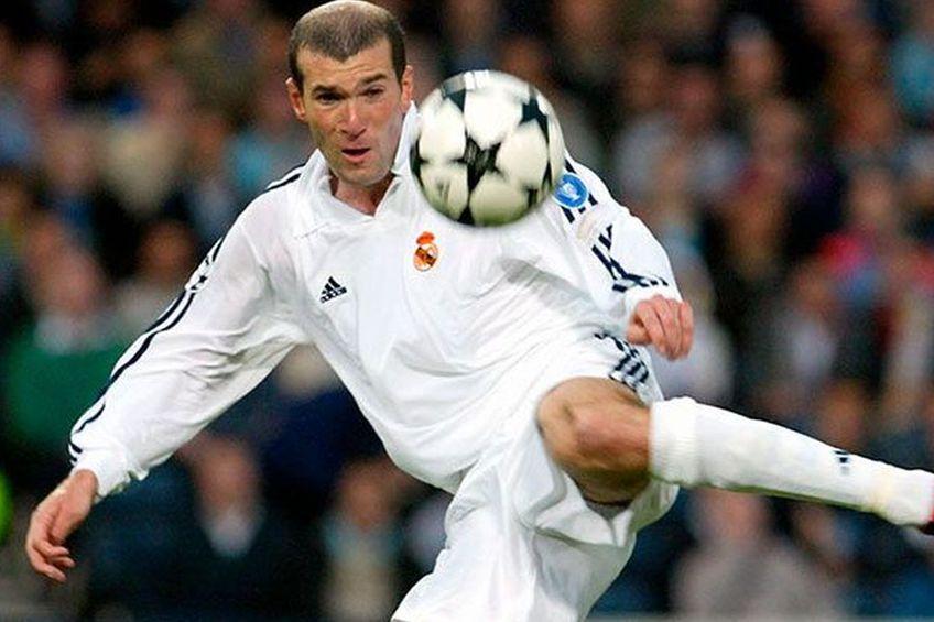 Acum 18 ani, Zinedine Zidane a marcat golul triumfului din Liga Campionilor împotriva lui Leverkusen // sursă foto: realmadrid.com