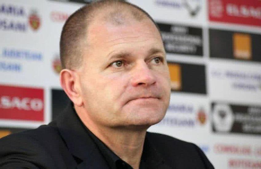 Cornel Șfaițer, manager Sepsi OSK Sf. Gheorghe