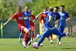 S-a ales praful de planul lui Becali! FCSB 2 ratează barajul cu CSA Steaua, după umilința cu Afumați