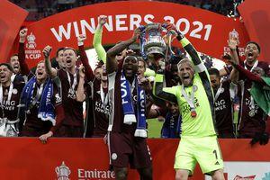 Chelsea - Leicester 0-1 » Finala Cupei Angliei, decisă de un gol formidabil! Record pe Wembley