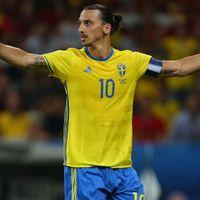 Zlatan ratează EURO!