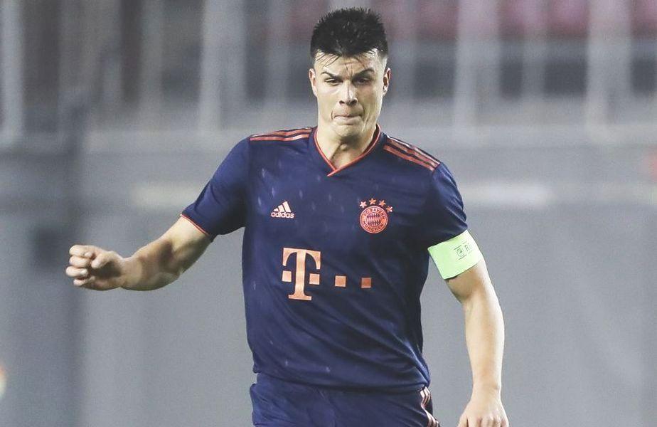 Flavius Daniliuc era căpitanul echipei U19 a lui Bayern