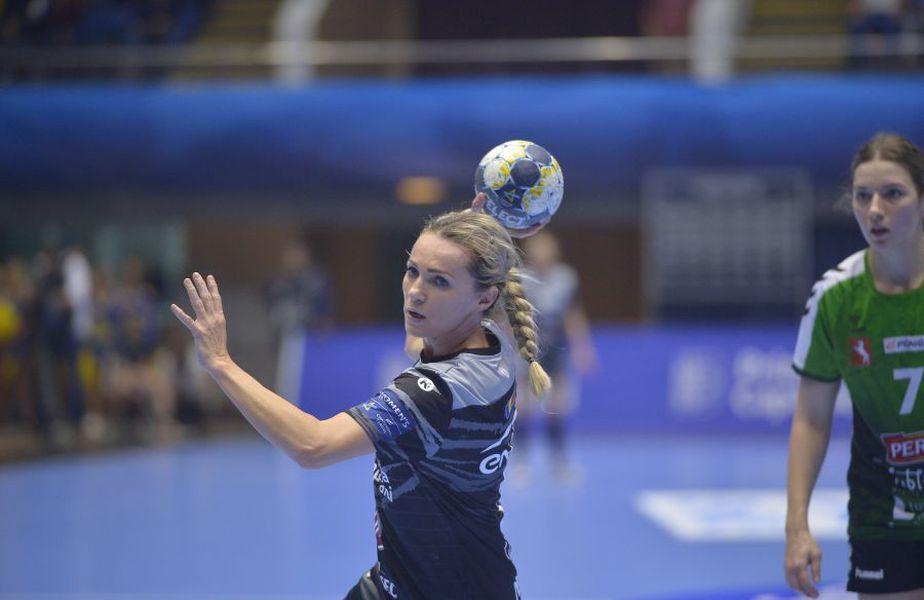 Iulia Curea își ia la revedere de la viața de sportivă și trece pe banca tehnică FOTO Cristi Preda