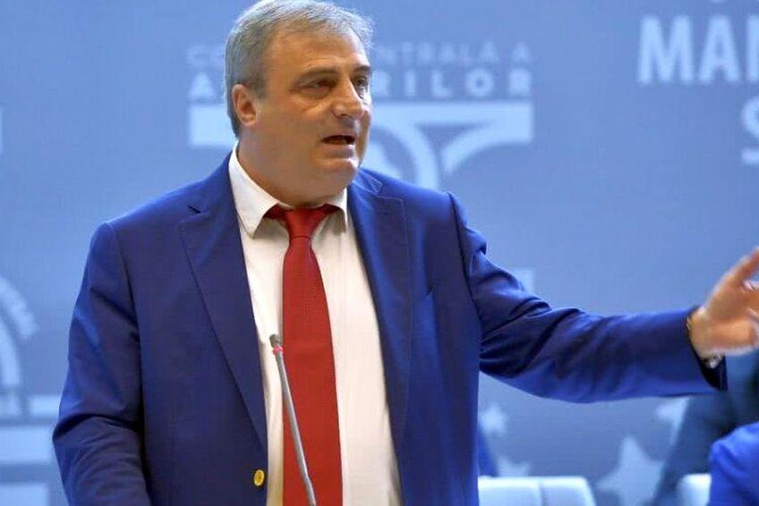 Mihai Stoichiță, directorul tehnic al Federației Române de Fotbal, a dialogat cu Gazeta Sporturilor pe marginea discuțiilor iscate în spațiul public după Austria - Macedonia de Nord 3-1.