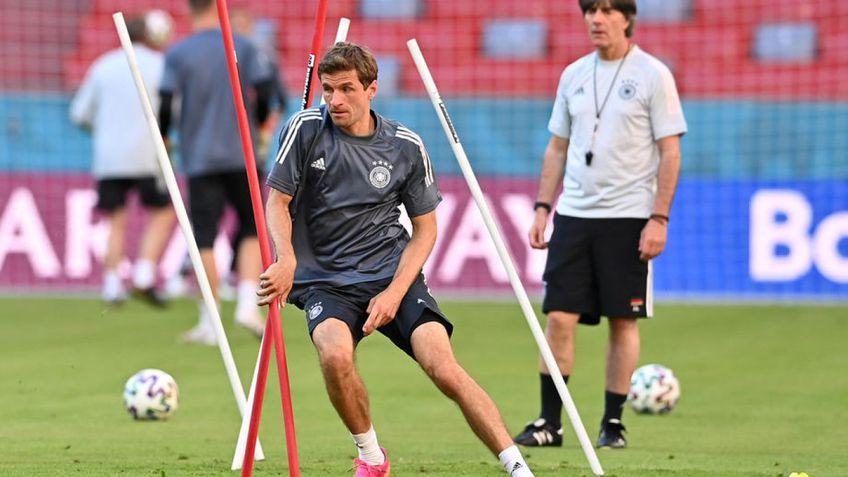 Mental coaching cu explorator! Cum se pregătesc elevii lui Joachim Low pentru duelurile de la Euro 2020