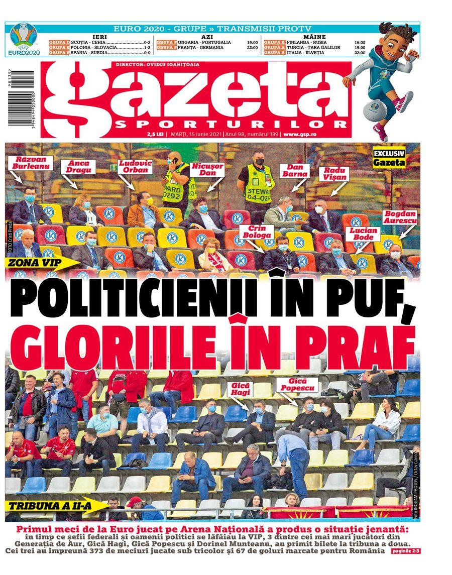 FRF face campanie electorală cu biletele de la Euro! Burleanu și-ar răsplăti votanții cu tichete de peste 37.000€