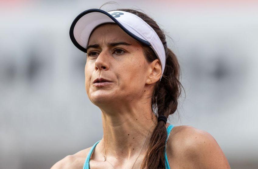 Sorana Cîrstea (31 de ani, 45 WTA) a pierdut în primul tur al turneului de la Berlin (iarbă), scor 3-6, 2-6, cu Garbine Muguruza (13 WTA, 27 WTA).