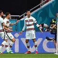 Portugalia, deținătoarea trofeului, a învins-o în primul meci la EURO 2020, scor 3-0, pe Ungaria.
