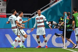 Ungaria - Portugalia 0-3 » Cristiano Ronaldo a scris istorie la Budapesta! Maghiarii au dat o lecție la final