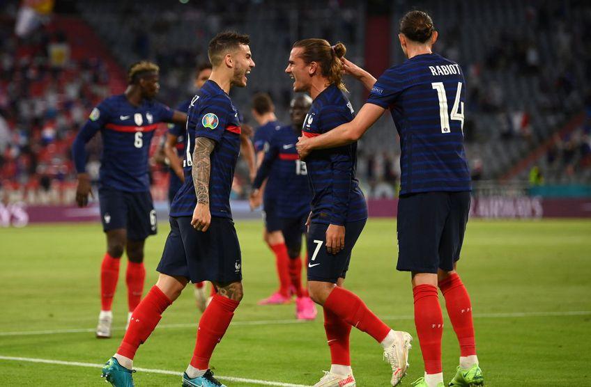 Franța a învins-o pe Germania, scor 1-0, în Grupa F de la Euro 2020!