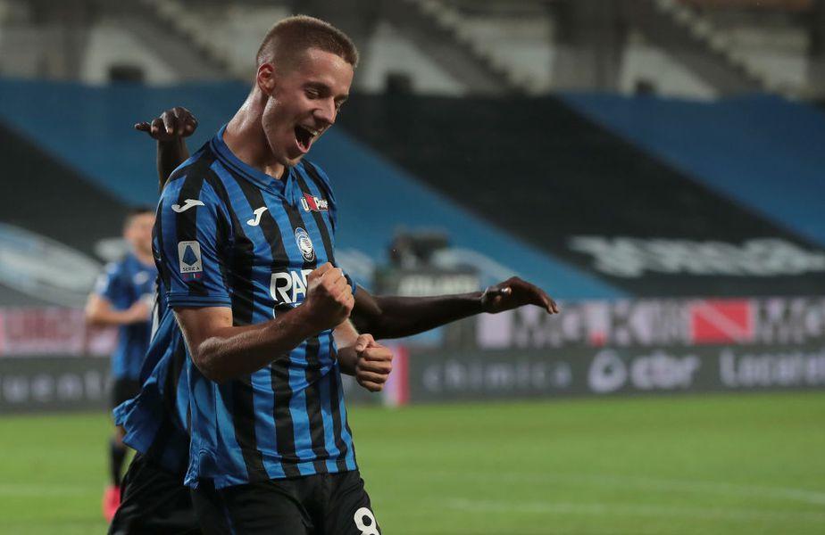 Mario Pasalic a marcat 3 goluri în Atalanta - Brescia 6-2