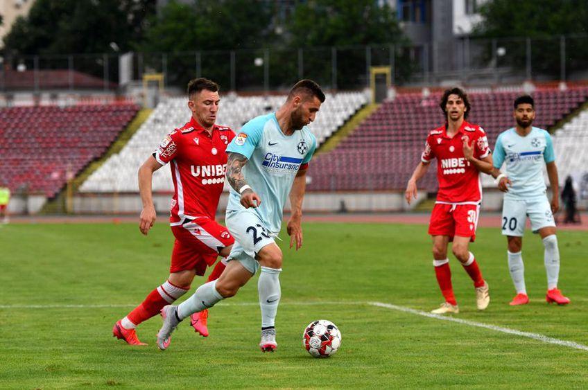 """FCSB a învins-o pe Dinamo în """"Ștefan cel Mare"""", scor 3-0, în turul semifinalei Cupei"""