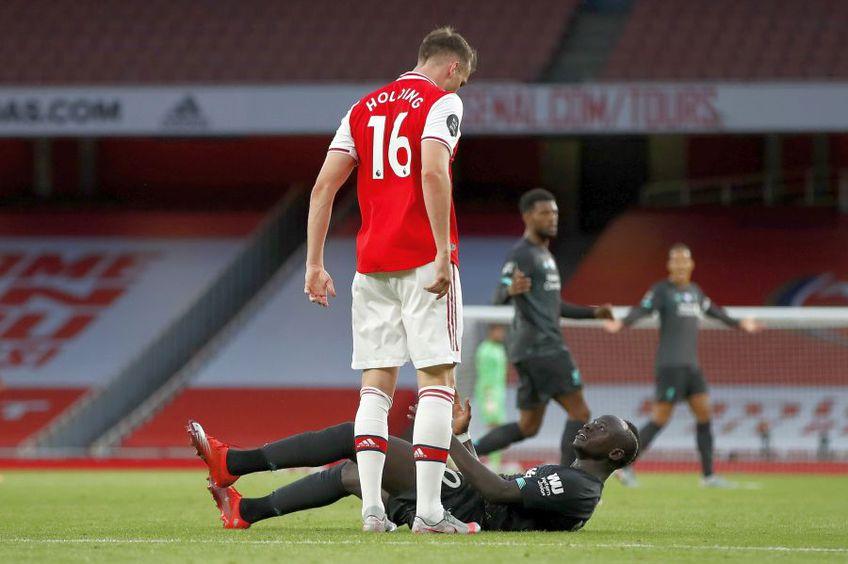 Arsenal a învins-o pe Liverpool, scor 2-1 // foto: Guliver/gettyimages