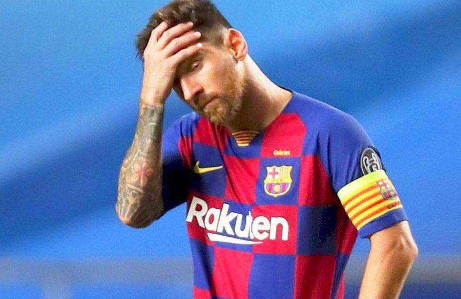 Lionel Messi, căpitan Barcelona