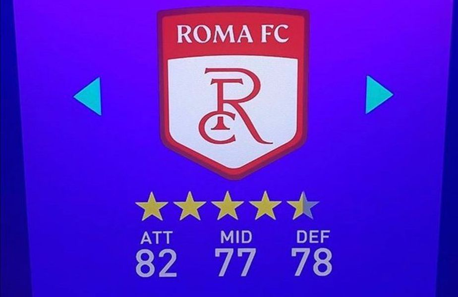 There will be no Roma in FIFA 21