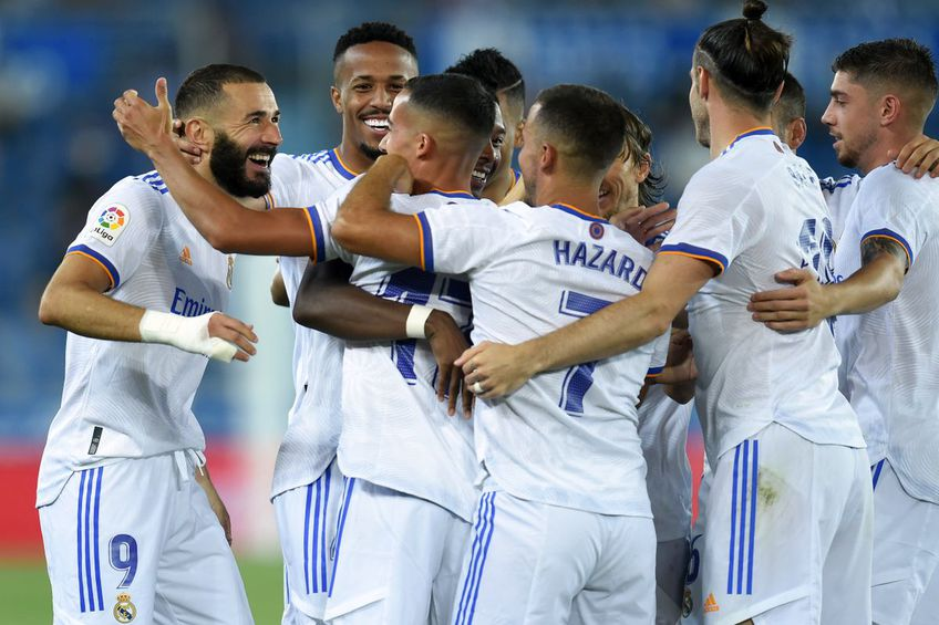 Real Madrid s-a distrat cu Alaves / foto: Guliver/Getty Images