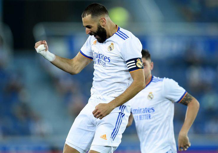 Real Madrid a obținut o victorie categorică la debutul în noul sezon din Spania / foto: Guliver/Getty Images