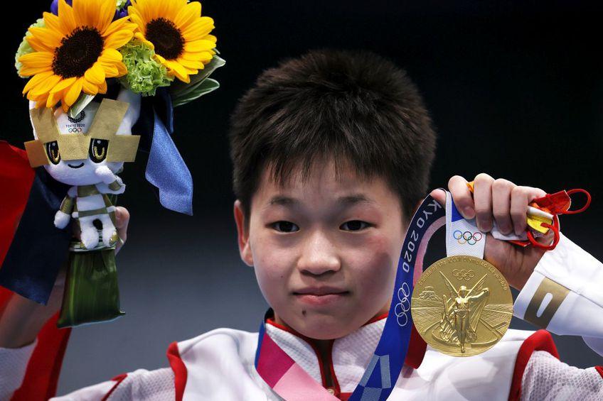 Quan Hongchan / foto: Guliver/Getty Images
