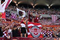 Fanii s-au întors pe stadioanele Ligii 1, iar Rapid e deasupra tuturor! + Cum arată topul rușinii
