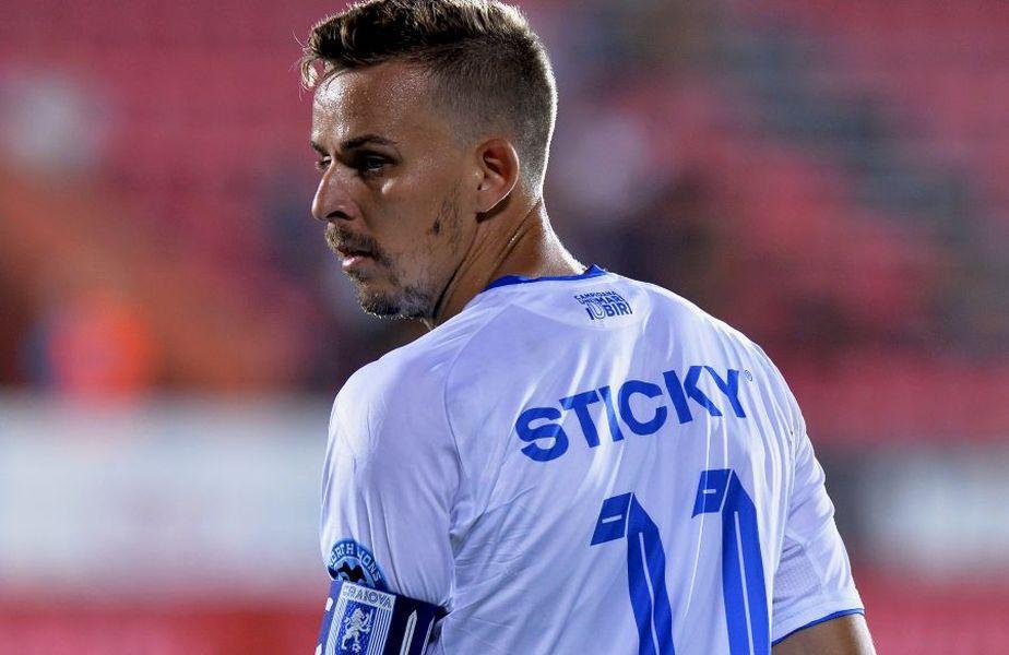 """Nicușor Bancu (27 de ani, fundaș stânga) a marcat în meciul Viitorul - Craiova 1-4, iar la final a răspuns celor care l-au criticat după """"dubla"""" naționalei cu Irlanda de Nord (1-1) și Austria (3-2) din Liga Națiunilor"""