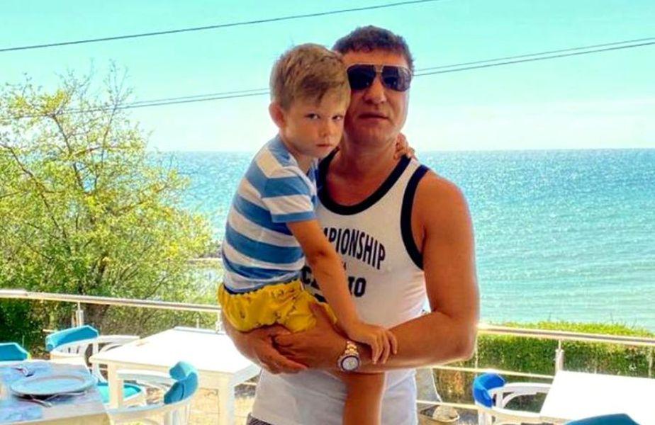 Cristi Borcea (50 de ani), fostul acționar al lui Dinamo, și-a trimis fiul de 4 ani, Milan, la gradiniță, dar are temeri din cauza coronavirusului.