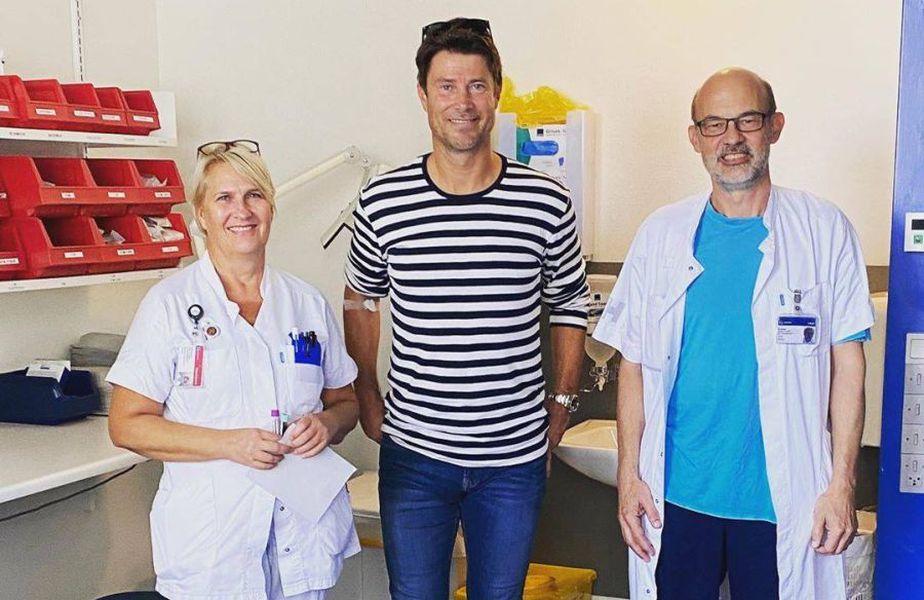 Brian Laudrup, 51 de ani, a anunțat că s-a însănătoșit. Suferea de limfom folicular, un tip de cancer care se dezvoltă în celulele albe ale sângelui, sistemul limfatic și măduva osoasă.