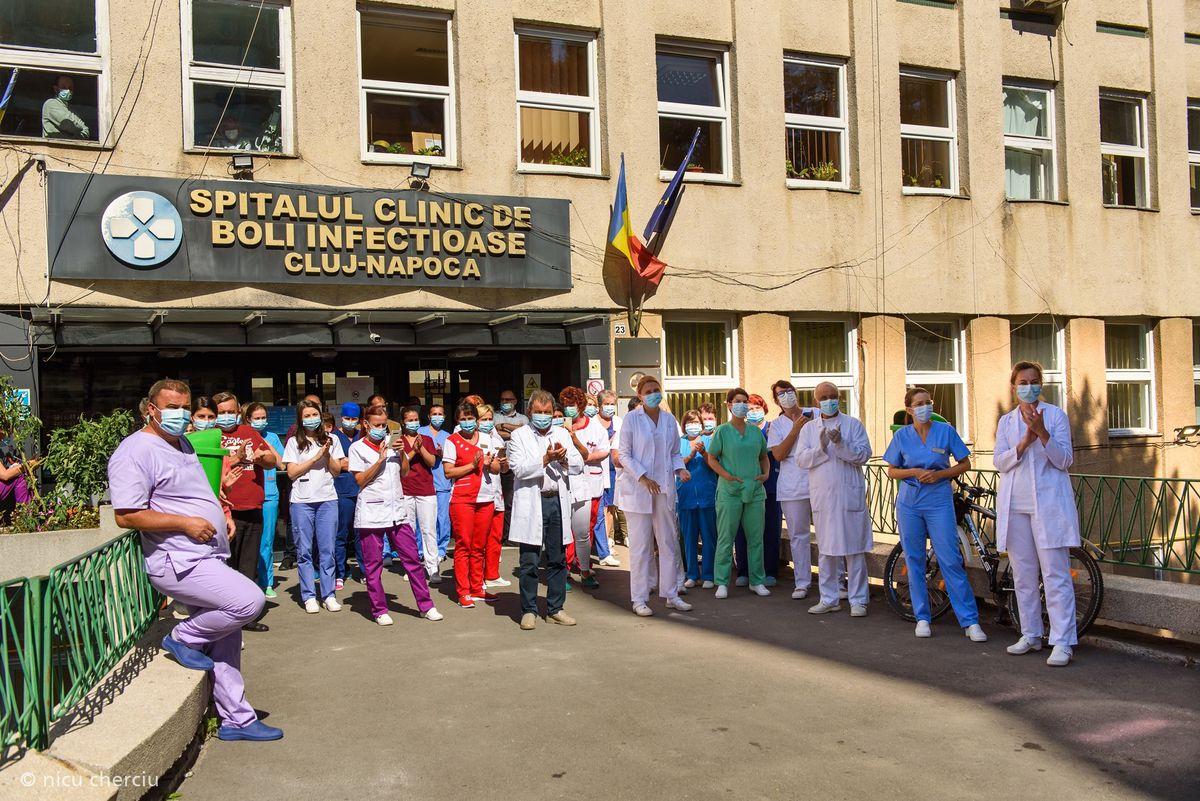 CFR Cluj - spital