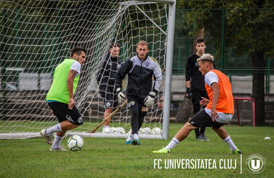 FOTO: Facebook @U Cluj