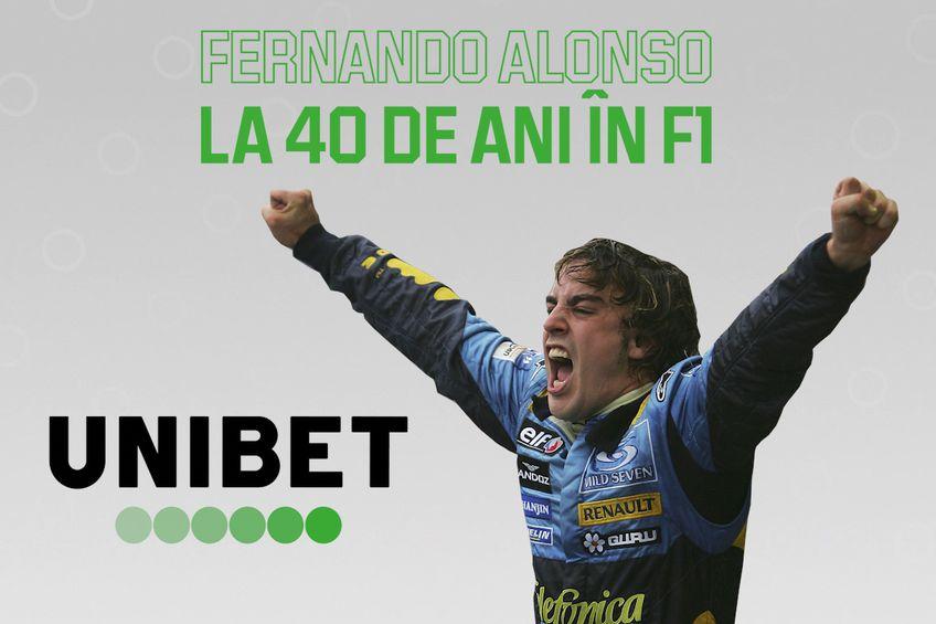 5 minute de sport altfel - Alonso în F1, la 40 de ani