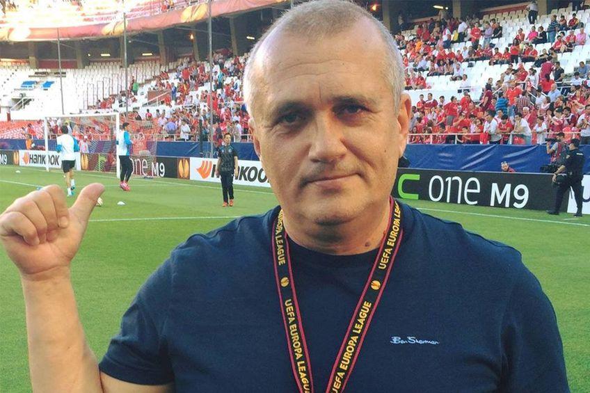 CSA Steaua, război cu Emil Grădinescu