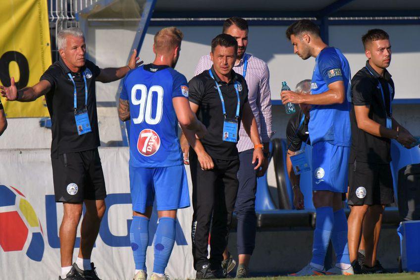 Academica Clinceni a anunțat că John Ene va fi interimar la meciul din week-end cu FC Argeș / Sursă foto: (Cristi Preda - GSP)