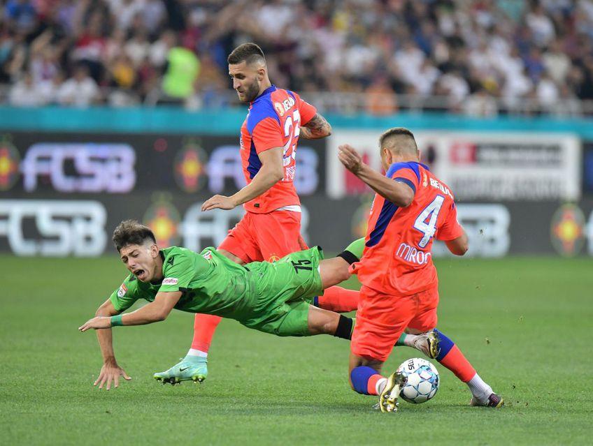 Dinamo i-a betonat contractul unui titular cu FCSB: a semnat până în 2027!
