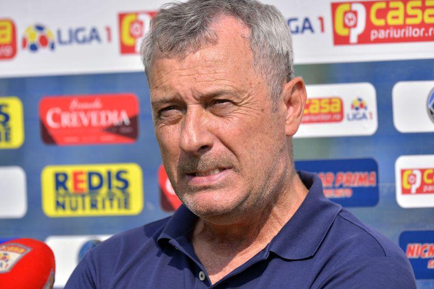 Mircea Rednic ar fi putut reveni la Dinamo în această toamnă / Sursă foto: Arhivă GSP