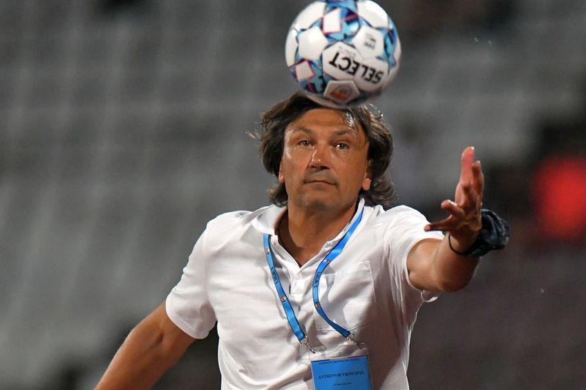 Bonetti a plecat de la Dinamo după umilința cu FCSB / Sursă foto: Arhivă GSP