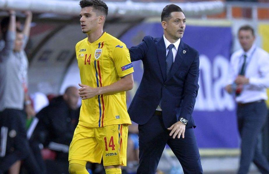Ianis Hagi ar putea fi convocat la echipa națională de tineret în noiembrie