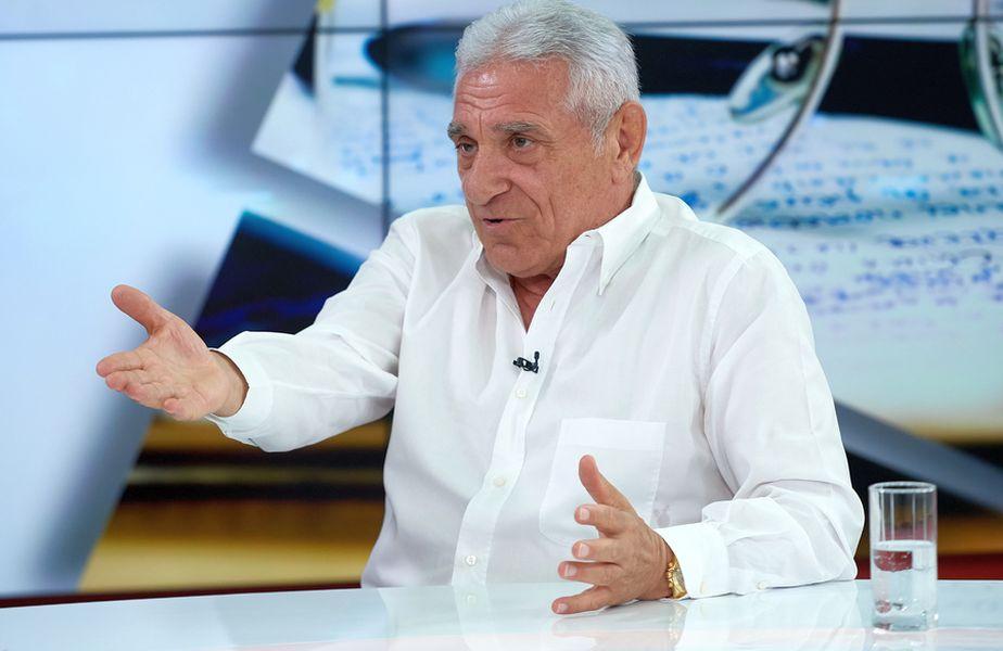 Giovanni Becali (68 de ani) a vorbit despre echipa națională a României