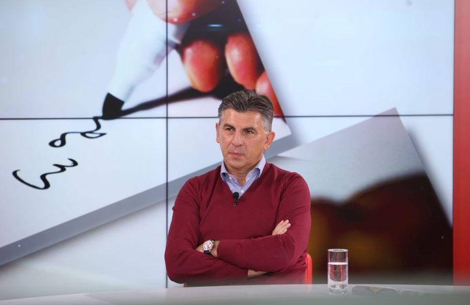 Ionuț Lupescu, 51 de ani, a criticat din nou managementul Federației Române de Fotbal pentru necalificarea la Euro 2020.