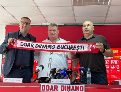 La Dinamo sunt bani doar pentru ei » Șefi cu 15.000 de euro pe lună caută legende pentru voluntariat