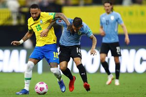 Brazilia e ca și calificată la CM 2022! Neymar și Raphinha, show cu Uruguay + Cu Messi integralist, Argentina a tremurat cu Peru