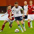Austria s-a impus cu 2-1 în fața Irlandei de Nord și e aproape de promovarea în Liga A din Nations League.