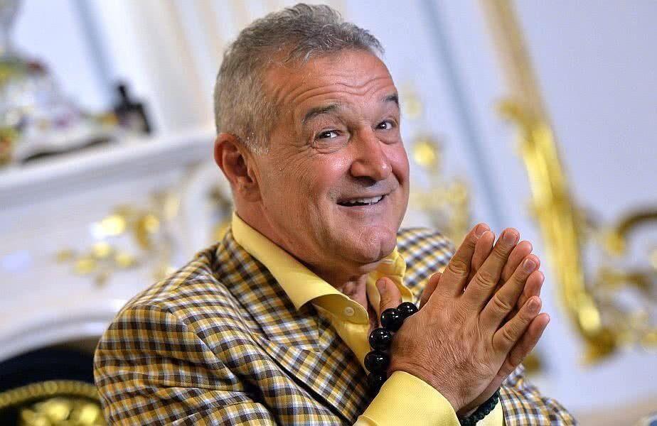 Gigi Becali l-a pus pe lista de achiziții a iernii la FCSB și pe Dumitru Cardoso