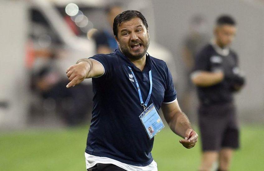 Marius Croitoru, 40 de ani, antrenorul lui FC Botoșani, a oferit declarații după victoria moldovenilor cu Viitorul, scor 2-1, din etapa #14 a Ligii 1.