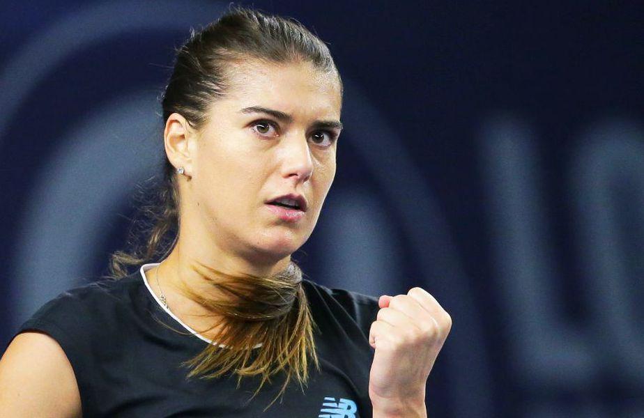 Sorana Cîrstea, 30 de ani, este forțată să stea în izolare, după ce câteva persoane din avionul cu care a venit la Australian Open au fost testate pozitiv cu COVID-19, foto: Imago