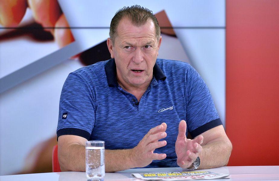 Helmut Duckadam, 61 de ani, îl critică pe Denis Haruț (21), fundașul dreapta de la FC Botoșani, pentru că nu a acceptat să meargă la FCSB.
