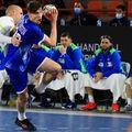 Echipa Federației Ruse, denumirea sub care participă Rusia după suspendarea de patru ani de la WADA, e la a doua ispravă la Mondiale. După egalul cu Belarus a venit succesul contra Sloveniei, scor 31-25. FOTO IHF