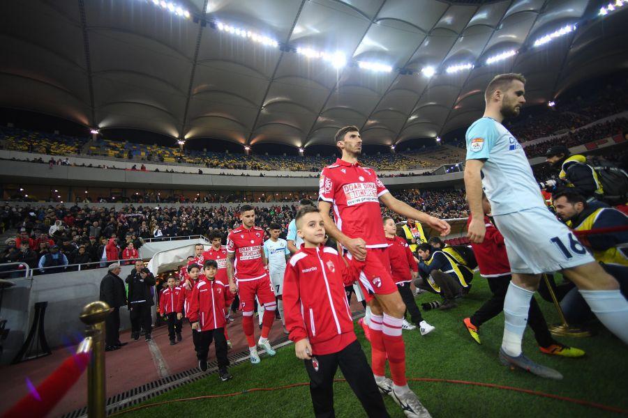 Dinamo - FCSB Derby de România