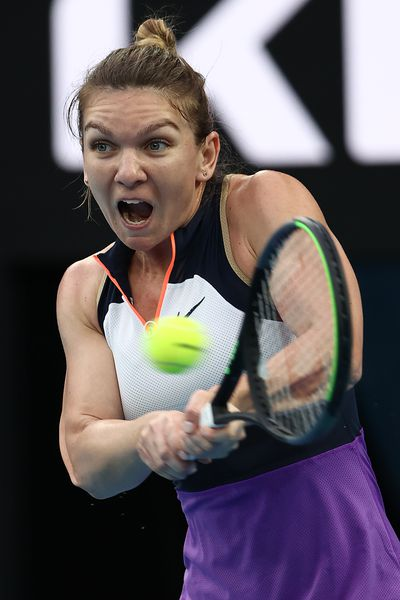 Simona Halep - Serena Williams - Australian Open - 16.02.2021