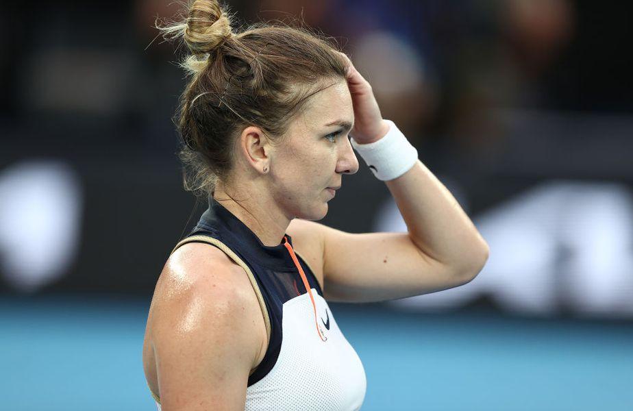 Simona Halep (29 de ani, 2 WTA) a fost eliminată în sferturile de finală de la Australian Open 2021 de americanca Serena Williams (39 de ani, 11 WTA), scor 3-6, 3-6.