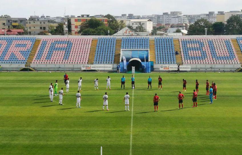 Chindia Târgoviște vrea să joace meciurile de pe teren propriu pe arena din Buzău.