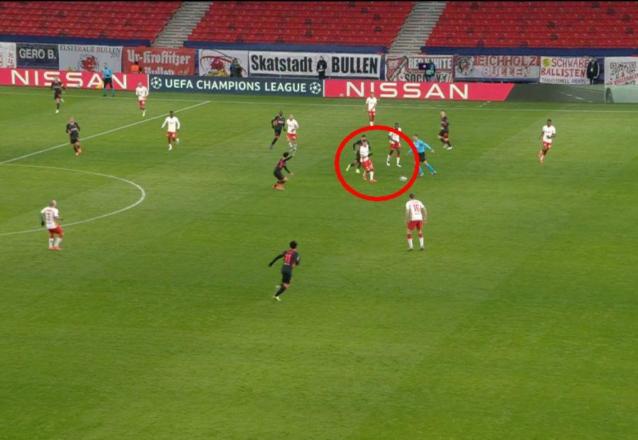 FOTO: Captură TV @Telekom Sport 1